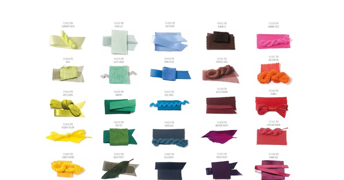 FASHION VIGNETTE: TRENDS // SPIN EXPO - COLOR TRENDS . SS 2017