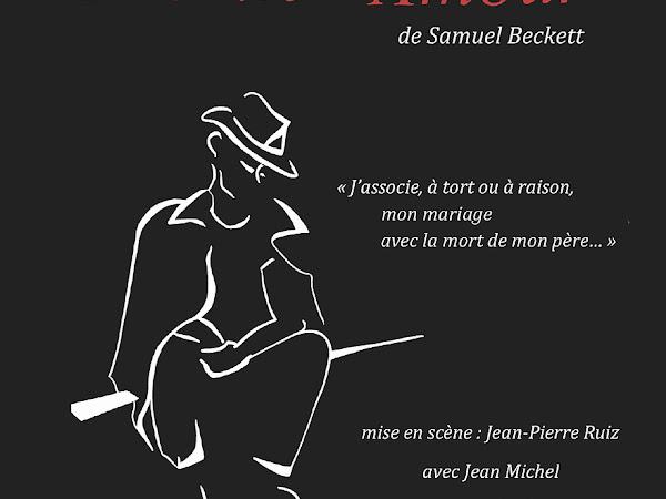 Premier amour de Samuel Beckett