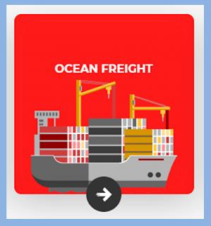 Jasa impor cina pengiriman jalur laut