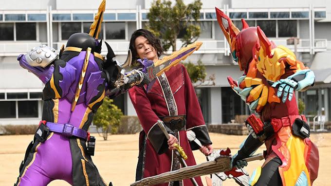 Kamen Rider Saber Episode 33 Subtitle Indonesia