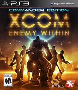 XCOM Enemy Within PS3 Torrent