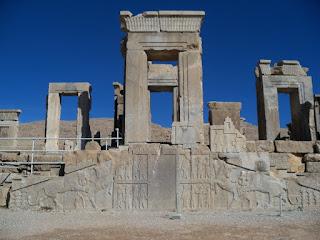 Persepolis Antik Kenti,Şiraz