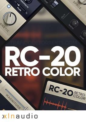 Cover XLN Audio - RC-20 Retro Color