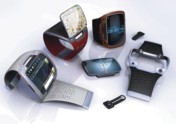Diseño de reloj con computadora