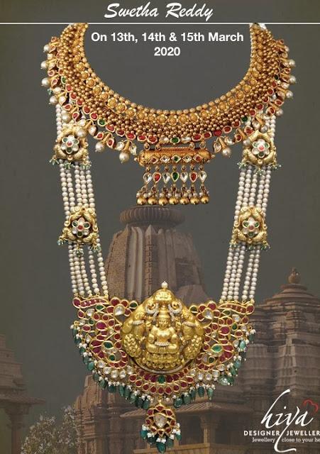 Patakam Haram by Hiya Designer Jewellery