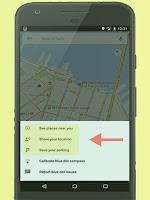 Cara Menggunakan Fitur Pengingat Tempat Parkir di Android