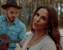 Ivete Sangalo e Melim lançam clipe de Um Sinal