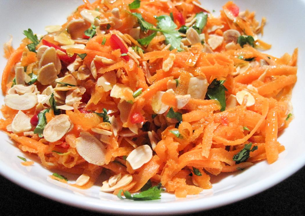 Carrot Salad - Jamie Oliver