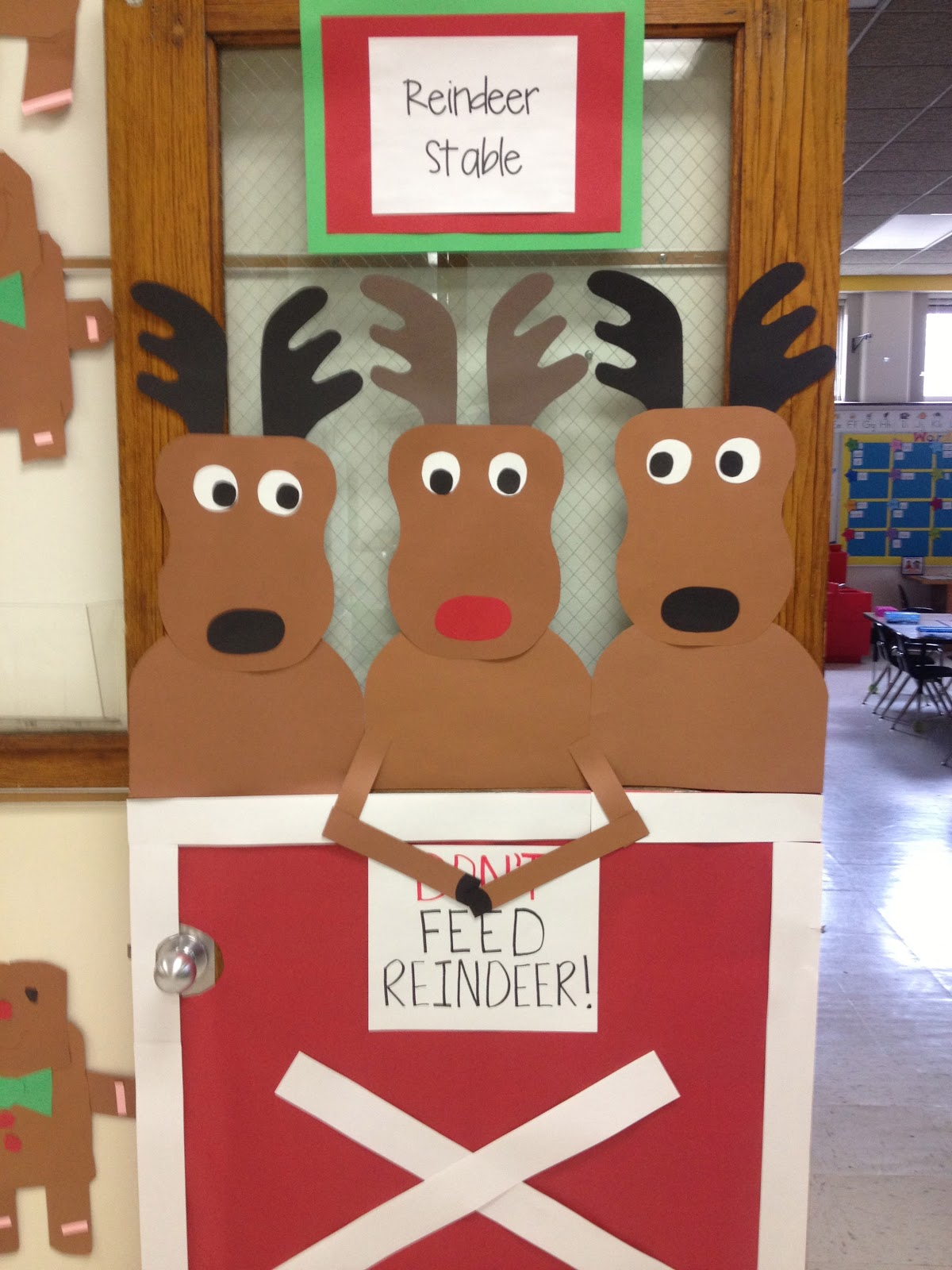 Reindeer Fun Mrs Pauley S Kindergarten
