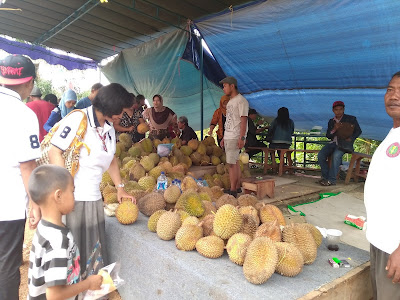 Festival Durian Gua Kreo Semarang