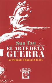 Tzu Sun - El arte de la guerra (v. Thomas Cleary)