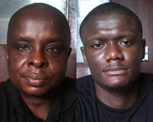 I Needed Money for My Honeymoon - Keke Napep Driver & Trader Caught with N0.5bn Drugs at Lagos Airport (Photo)
