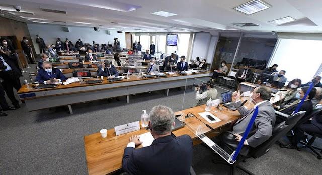 Fim da CPI da Covid e os Crimes de Bolsonaro contra o Brasil
