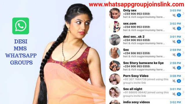 Join 5000+ Desi MMS Latest Whatsapp Group Joins Link 2020