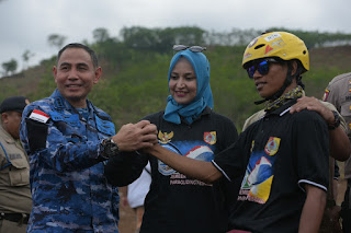 Juara Dunia dan Asia Turut Meriahkan Kejuaraan Paralayang se Indonesia Piala Bupati Jember