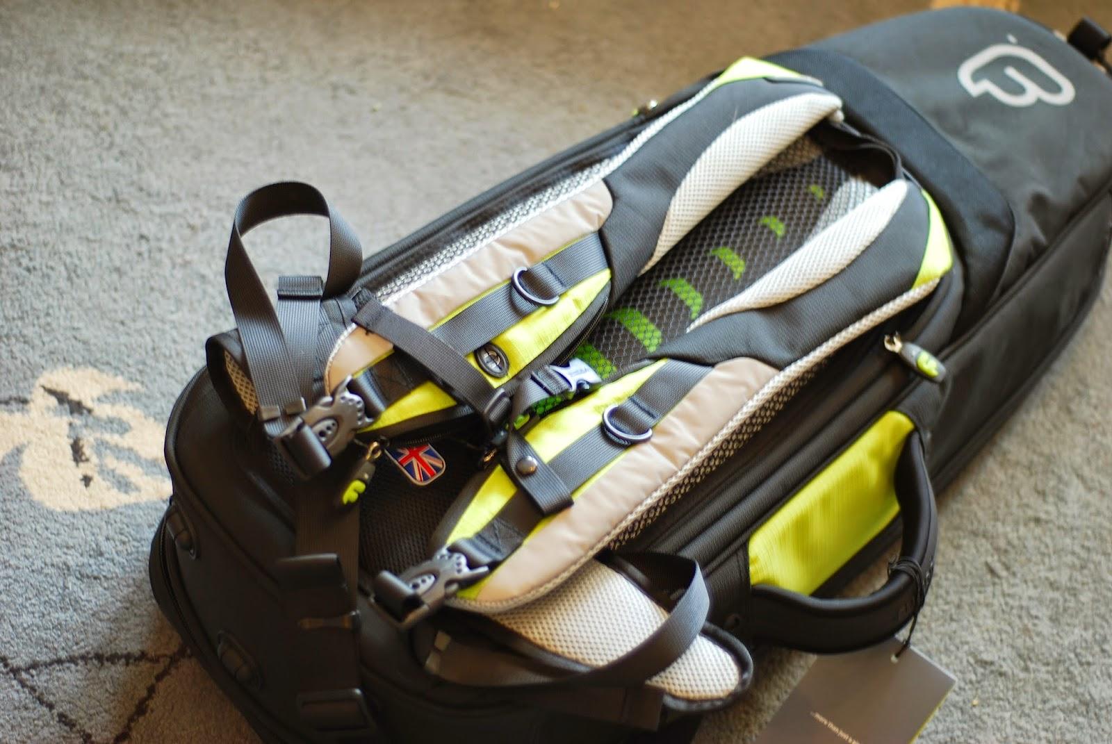Fusion Premium Ukulele Gig Bag shoulder straps