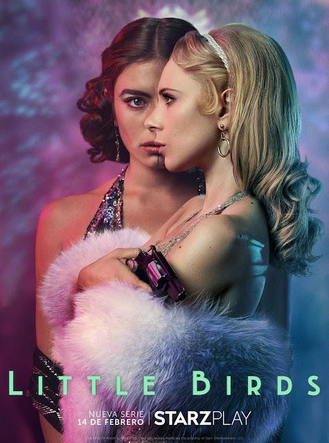 Cartel Little Birds