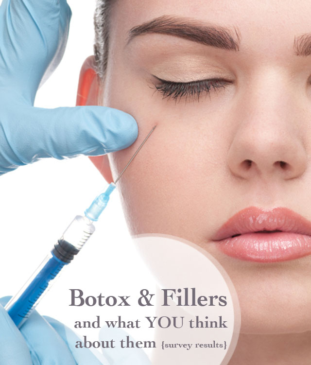 using botox and fillers as an anti-aging tool