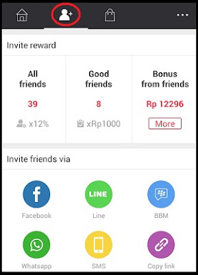 Swaycash Berburu Pulsa Gratis Di Android