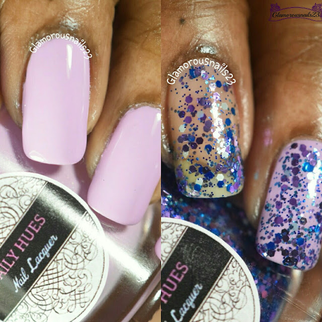 Daily Hues Nail Lacquer January/February Bi-Monthly Box Duo