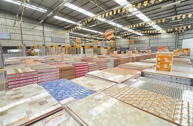 Tempat Belanja Keramik Terlengkap di Cibinong