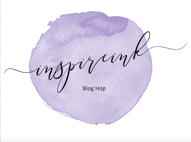InspireINK February Blog Hop: Colour Challenge