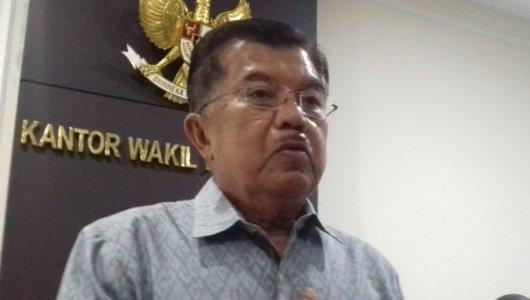 JK Sebut Jokowi Bakal Bagi Jatah Menteri Parpol Sesuai Perolehan Kursi DPR