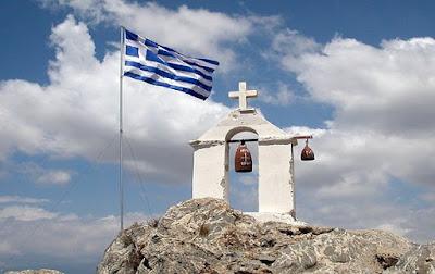 Αποτέλεσμα εικόνας για ελληνικη σημαια και εκκλησια