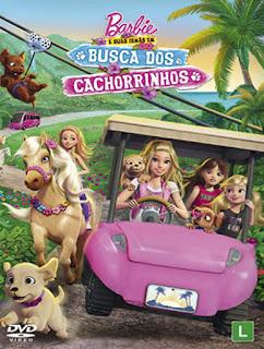 Barbie e Suas Irmãs em Busca dos Cachorrinhos - BDRip Dublado