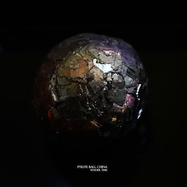 パイライトボール Pyrite Ball China