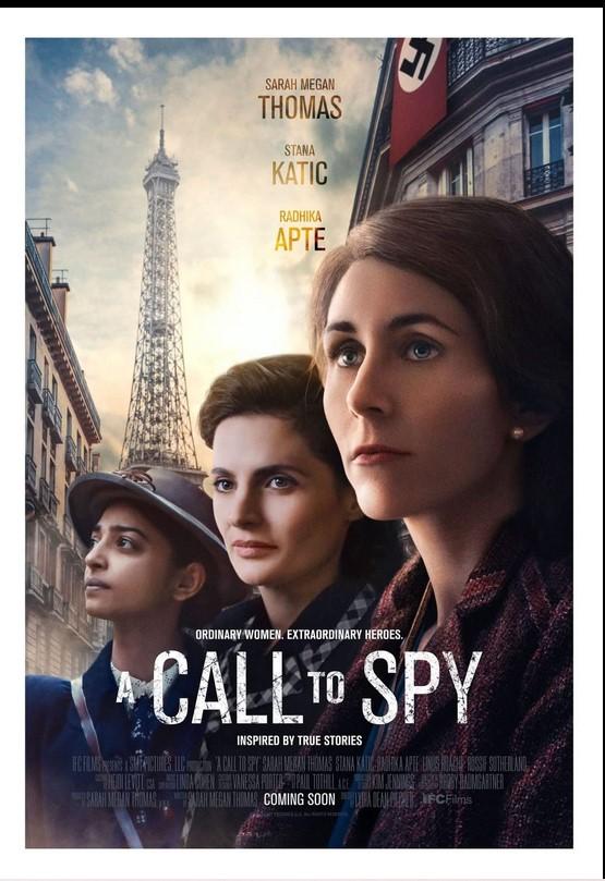 A Call To Spy 2019 x264 720p Esub AmaZoNe Dual Audio English Hindi GOPI SAHI