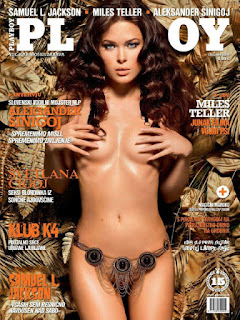 Revista Playboy Eslovenia – Octubre 2016 PDF Digital