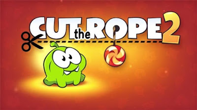Download Game Android Gratis Cut The Rope 2 apk