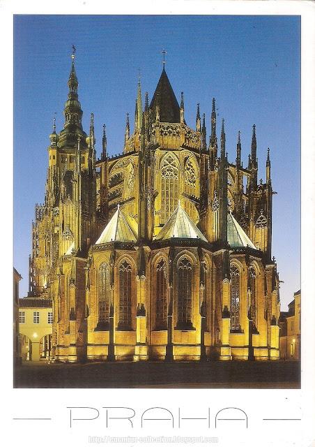 The Metropolitan Cathedral of Saints Vitus, Wenceslaus and Adalbert