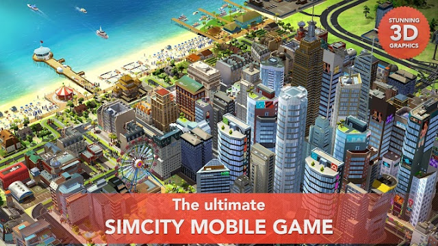 SimCity BuildIt MOD APK For Android