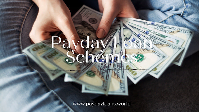 Payday loan schemes in the US