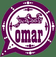 تحميل واتساب عمر باذيب OBWhatsApp 23.00 العنابي آخر إصدار 2020