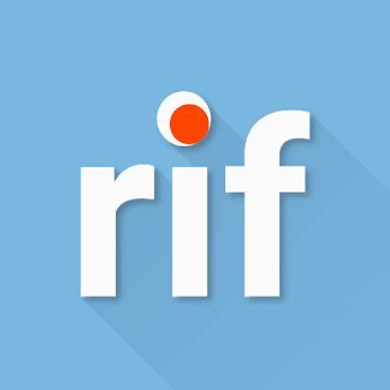 rif is fun golden platinum for Reddit (Full) APK For Android