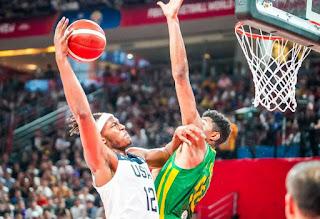Brasil dá adeus ao pré-olímpico de basquete