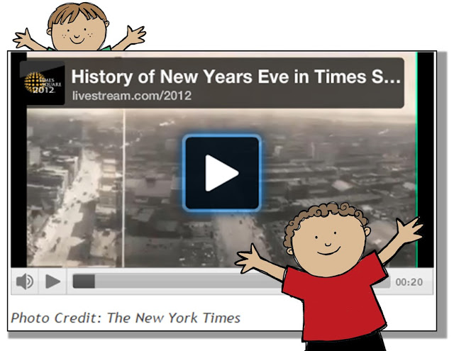 The History of New Years Eve Celebrations for Kids | Around the Kampfire