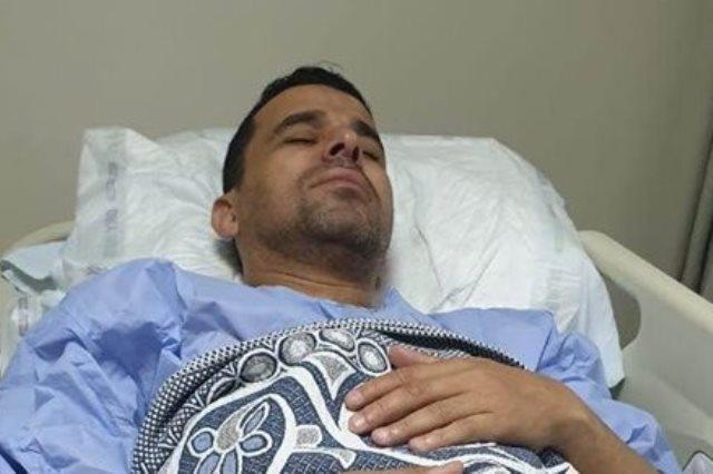 عاجل | نقل خالد الغندور الى المستشفى