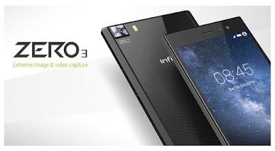 Infinix zero 3 X552- Full Specs and Price