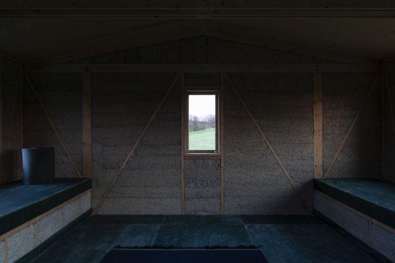 Eco-Hemp based house