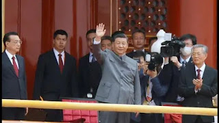 Xi Jinping warns foreign enemies not to play with China