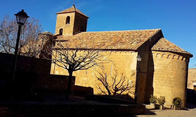 Iglesia Talamanca