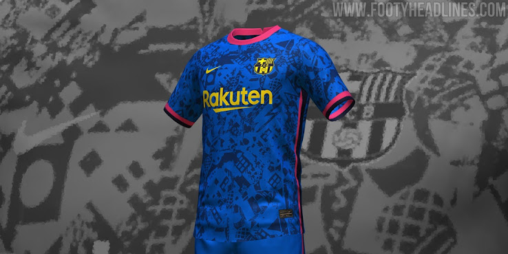 Fc Barcelona Kit 21 22 Barca S 2021 22 Home Kit Leaked Including 1st Look At Its Back Barcelona Is The Most Favorite And Successful Soccer Club In La Liga Zoojhonnywingsfood