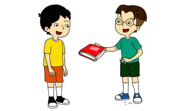 Bertukar Buku