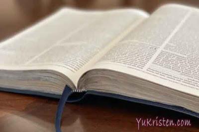 ayat alkitab tentang jangan kuatir