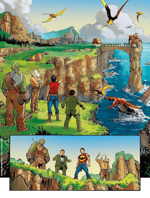 Dragonero Speciale n. 8 - Il viaggio degli eroi recensione