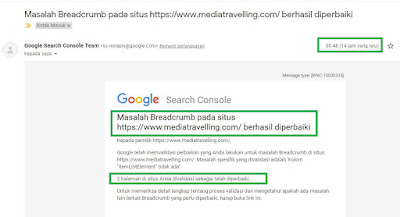 Cara Mengatasi Dan Memperbaiki Error Data-Vocabulary.org Schema Deprecated Di Google Console